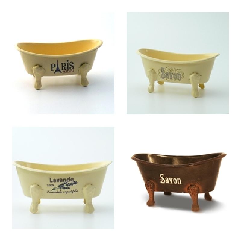 nostalgie seifenschale badewanne im vintage stil 7 00. Black Bedroom Furniture Sets. Home Design Ideas