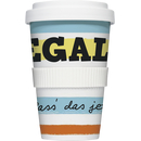 Coffee to go Becher Egal