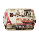 Bistrot Parisien Snack Tablett