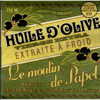 Olive Moulin 33 x 33 cm