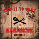 Grillzeit Barbecue License To Grill  33er