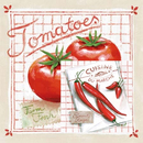 Tomate Red Chili Pepper Fresh Tomatoes 33x33 cm