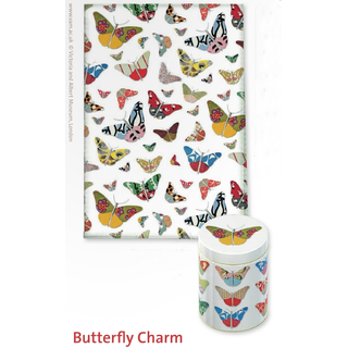 3 tlg schmetterling butterfly charm k chenhandtuch passende. Black Bedroom Furniture Sets. Home Design Ideas