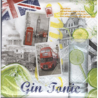 Gin Tonic London 25er